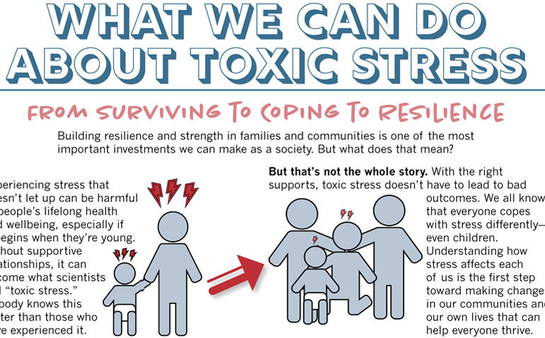 What we can do about toxic stress